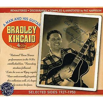 Bradley Kincaid - Man & His Guitar Selected Sides 1927 [CD] USA import