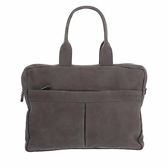 Chabo Office Bag Elephant grey