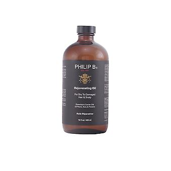 Philip B REJUVENATING OIL for dry to damaged hair & scalp 4