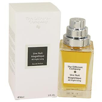 The Different Company Women Une Nuit Magnetique Eau De Parfum Spray By The Different Company