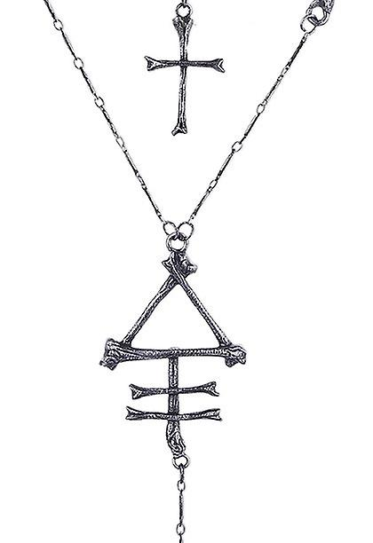 Restyle - PHOSPHORUS STONE Occult pendant - Silver