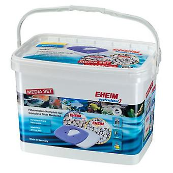 Eheim 2520800 Media Set 2080 (Fische , Filter und Pumpen , Filtermaterial)