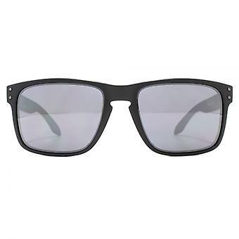 Oakley Holbrook Sunglasses In Matte Black Iridium