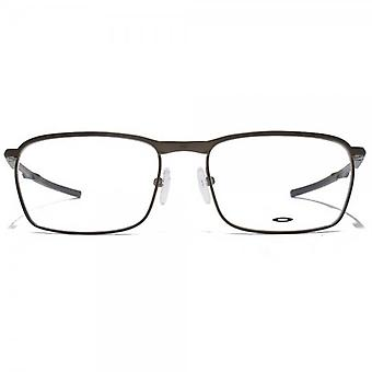 Oakley OX3186 Conductor Glasses In Pewter