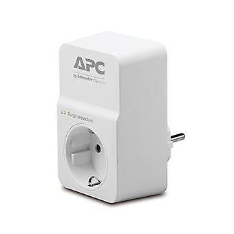 Surge protection in-line connector Surge prtection for: mains outlets APC by Schneider Electric PM1W-GR 13 kA