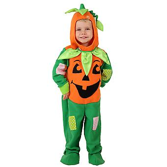Children's costumes Children Pumpkin costume