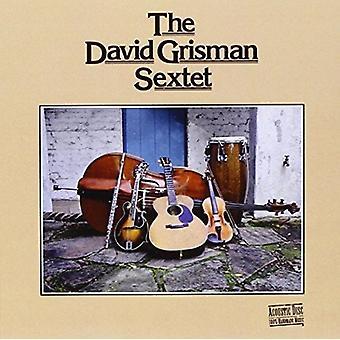 David Grisman Sextet - David Grisman Sextet [CD] USA importerer