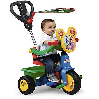 Feber Trike Mickey Mouse Clubhouse (Outdoor , On Wheels , Bikes And Tricycles)