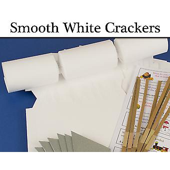 Smooth White Make & Fill Your Own Cracker Making Craft Kits & Boards