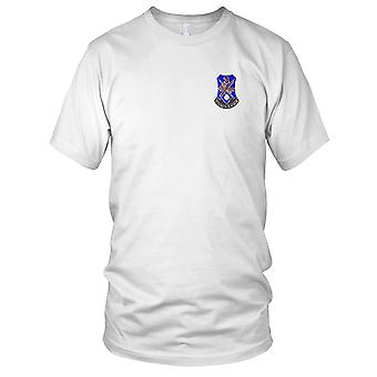 US Army - 1st Brigade, 101st Infantry Division Special Troops Battalion Embroidered Patch - STB-34 Ladies T Shirt