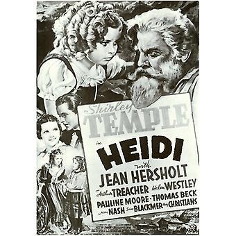 Heidi Movie Poster (11 x 17)