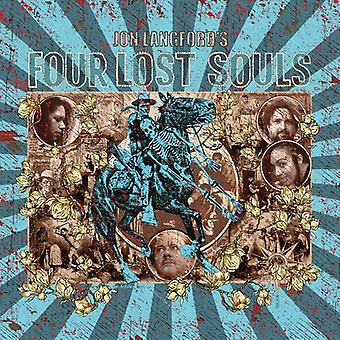 Langford*Jon - Four Lost Souls [CD] USA import