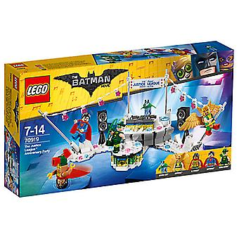 Lego レゴ バットマン映画 70919 正義リーグの周年記念パーティー