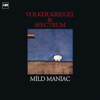 Kriegel * Volker - spektrum [Vinyl] USA importerer