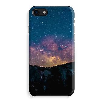 iPhone 8 Full Print saken (glanset) - reise til space