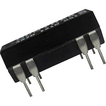 Reed relay 1 change-over 24 Vdc 0.4 A 5 W DIP 14