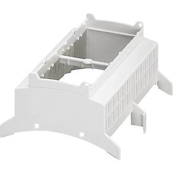 DIN rail casing (top) 89.7 x 107.6 x 62.2 Polycarbonate (PC) L