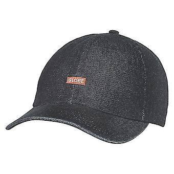 Globo Marco 6 Panel Cap - nero dell'annata