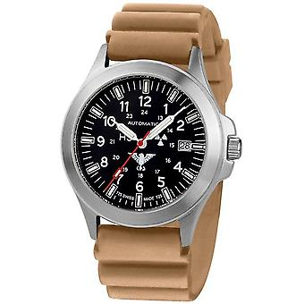 KHS watches mens watch platoon automatic KHS.PA. DT