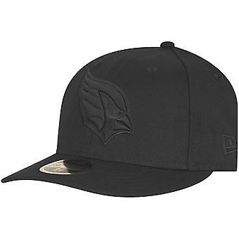 New era 59Fifty LOW PROFILE Cap - Arizona Cardinals black
