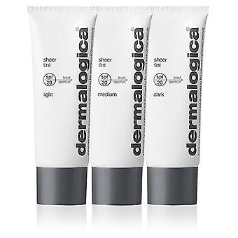 Dermalogica Sheer Tint Spf20 Light 40 ml (Make-up , Face , Creams with color)