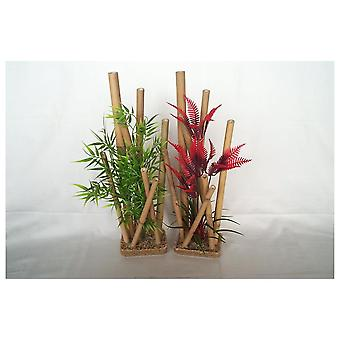Sydeco Bamboo Xl Plants (Fish , Decoration , Artificitial Plants)