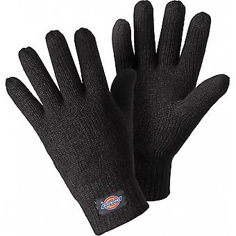 Dickies Mens Acrylic Knitted Thermal Insulated Thinulate Lined Gloves