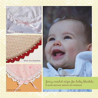 Ammee's Babies Fancy Crochet Edges For Baby Blankets Abb 101