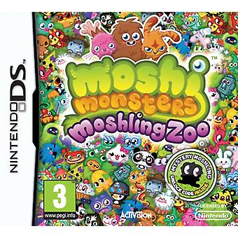 Moshi Monsters Moshling Zoo (Nintendo DS) - Factory Sealed