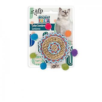 AFP Sombrero Whisker Fiesta (Cats , Toys , Movement)