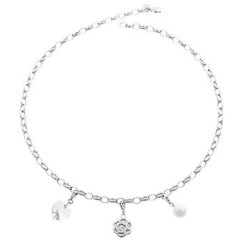 Orphelia Silver 925  Necklace 50Cm Y Style  ZK-2589