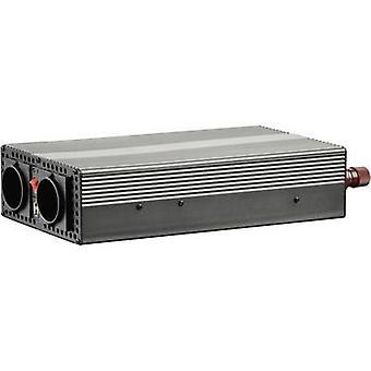 VOLTCRAFT VHA 1200-12-F omvormer 1200 W 12 Vdc - 230 V AC