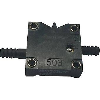 Delta Pressure sensor 1 pc(s) HPS-503/SERIE D 25 mbar up to 75 mbar 1 maker (L x W x H) 25.4 x 25.4 x 9.9 mm