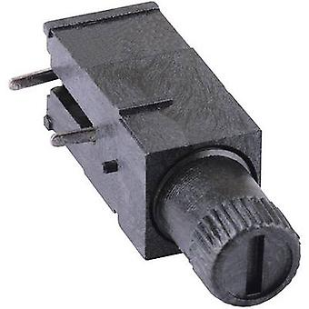 Mentor 1906.1031 Fuse holder Suitable for Micro fuse 5 x 20 mm 6.3 A 1 pc(s)