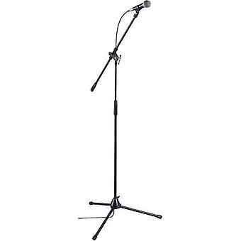 Mikrofon ustawiony rodzaj Paccs Megastar przelewu: przewodowe z przewodem, włącznie z klipu, łącznie z podstawą