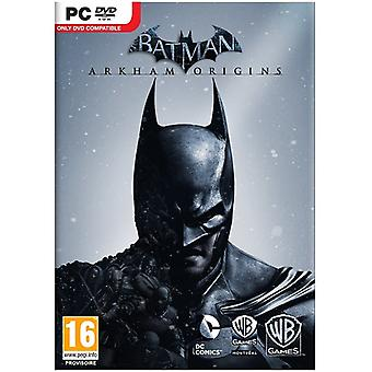 Batman Arkham Origins PC Game