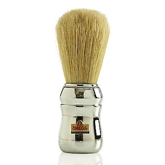 Omega 10048 Boar Bristle Shaving Brush