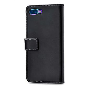 Mobilize MOB-24393 Smartphone Classic Gelly Wallet Book Case Honor 10 Zwart