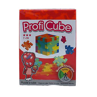 Profi Cube Foam Puzzle Single Pack - Color may vary