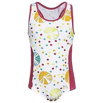 Trespass Childrens Girls Wakely Swimsuit
