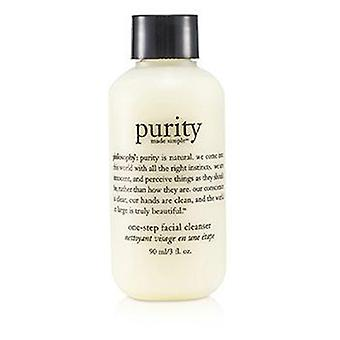 Philosophy Purity Made Simple - One Step Facial Cleanser - 90ml/3oz