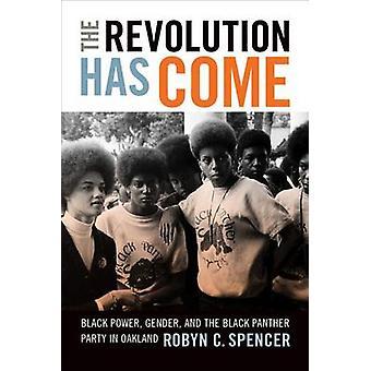 Revolutionen er kommet - Black Power - køn- og sort panter