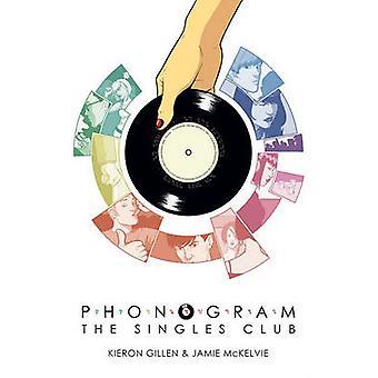 Phonogram - v. 2 - Singles Club by Kieron Gillen - Jamie Mckelvie - 978