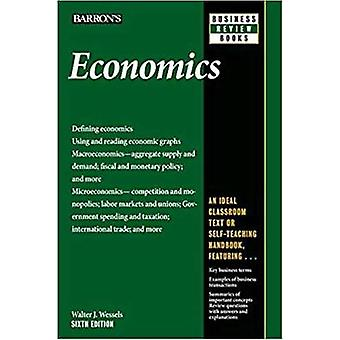Economics by Walter J Wessels - 9781438008776 Book