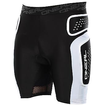 ONeal Black-White 2019 Pro MX Protection Shorts