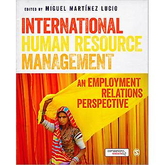 International Human Resource Management - An Employment Relations Pers