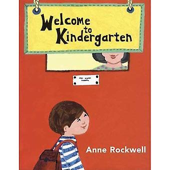 ¡Bienvenido al jardín de infantes