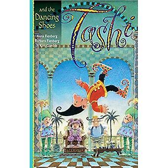 Tashi and the Dancing Shoes (Tashi)