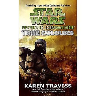 Star Wars Republic Commando: True Colours v. 3 (Star Wars Republic Commando 3)