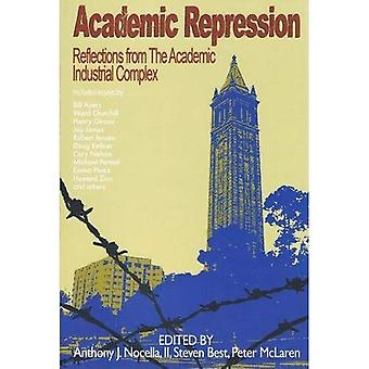 Academic Repression: Reflections from the Academic Industrial Complex